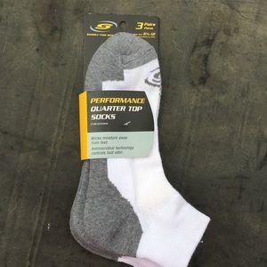 Mens Quarter top socks